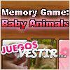 Juegos memoria animal